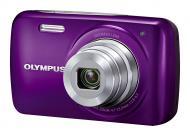 Цифровой фотоаппарат Olympus VH-210 + case + SDHC 8Gb KIT Purple