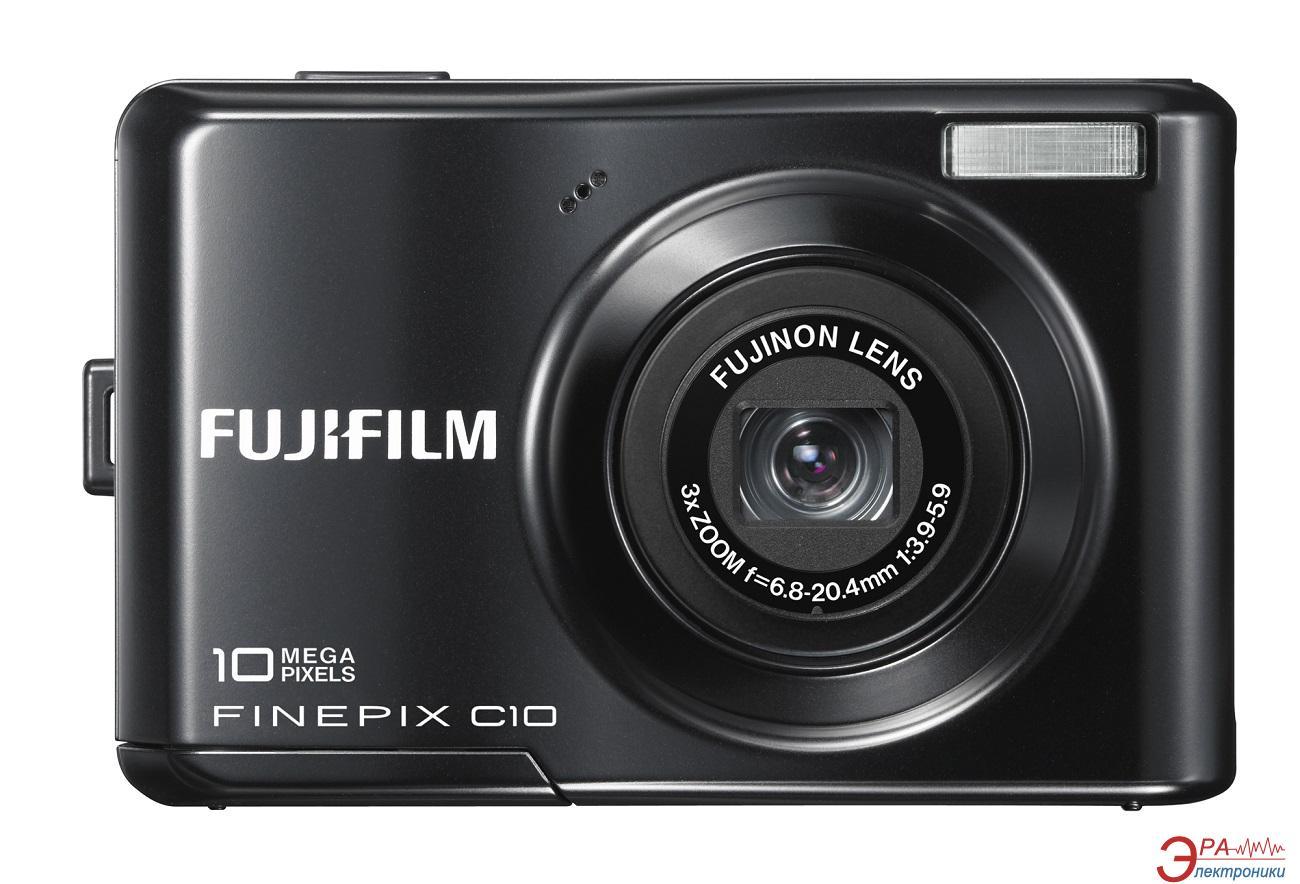 Цифровой фотоаппарат Fujifilm FinePix C10 Black