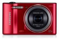Цифровой фотоаппарат Samsung WB30F Red (EC-WB30FZBPRRU)