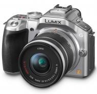 �������� ����������� Panasonic Lumix DMC-G5 Kit 14-42mm Silver