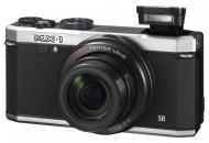 Цифровой фотоаппарат Pentax MX-1 Silver (12632)