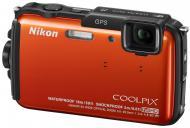 �������� ����������� Nikon COOLPIX AW110 Orange (VNA313E1)