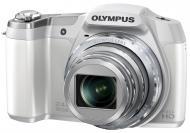 Цифровой фотоаппарат Olympus SZ-16 White (V102100WE000)