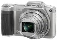 Цифровой фотоаппарат Olympus SZ-15 Silver (V102110SE000)