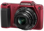 Цифровой фотоаппарат Olympus SZ-15 Red (V102110RE000)