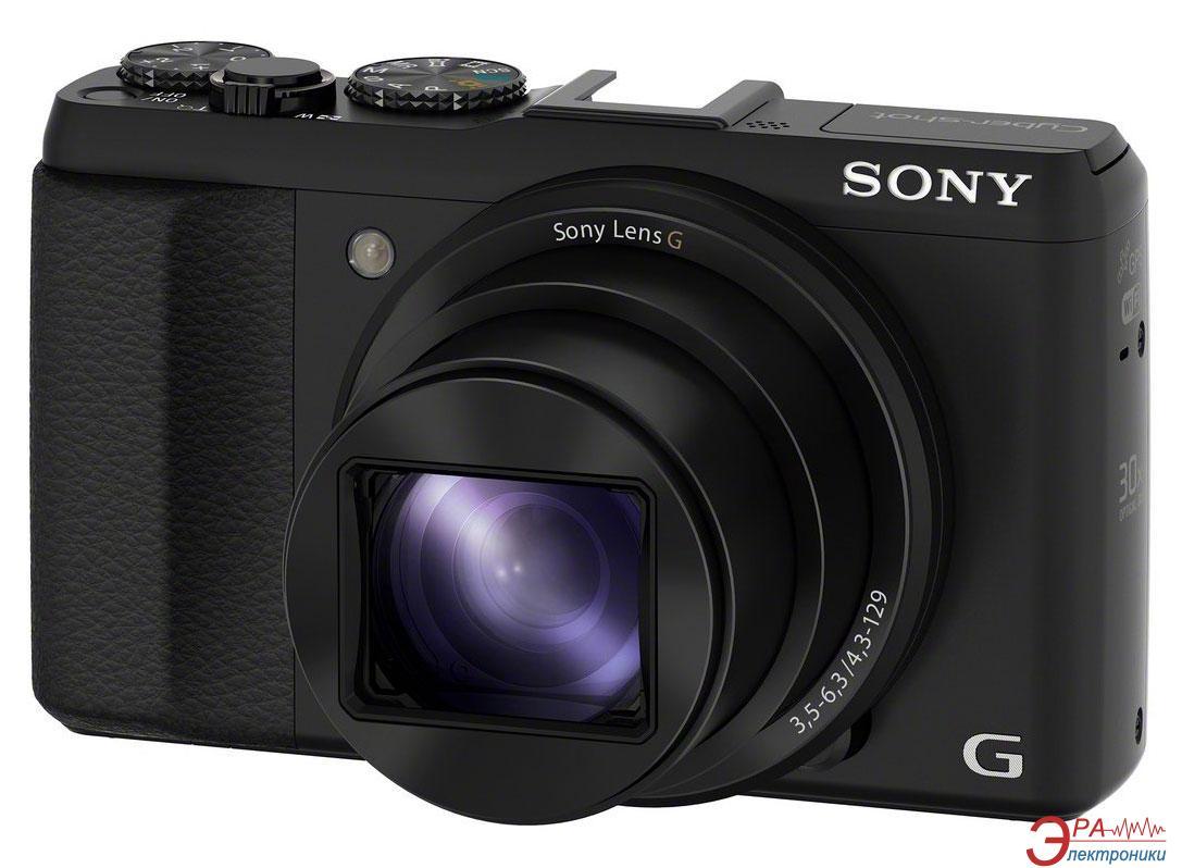 Цифровой фотоаппарат Sony Cyber-shot DSC-HX50 Black (DSCHX50B.RU3)