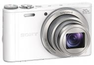 Цифровой фотоаппарат Sony Cyber-shot DSC-WX300 White