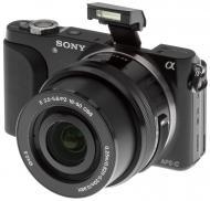 Цифровой фотоаппарат Sony NEX-3N + объектив 16-50 mm Black (NEX3NLB.RU2)