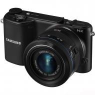 �������� ����������� Samsung NX2000 KIT 20-50 mm Black (EV-NX2000BABUA)