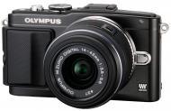 Цифровой фотоаппарат Olympus E-PL5 14-42 mm Flash Air Black (V205041BE010)