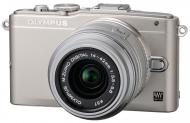Цифровой фотоаппарат Olympus E-PL5 14-42 mm Flash Air Silver (V205041SE010)