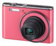 Цифровой фотоаппарат CASIO Exilim EX-JE10 Pink (EX-JE10PKGCC)