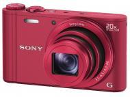 �������� ����������� Sony Cyber-shot DSC-WX300 Red (DSCWX300R.RU3)