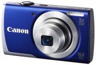 Цифровой фотоаппарат Canon Powershot A2600 Blue (8160B013)