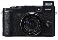 Цифровой фотоаппарат Fujifilm FinePix X20 Black (16314788)