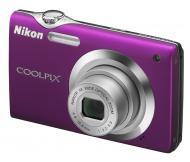 Цифровой фотоаппарат Nikon COOLPIX S3000 Magenta (VMA542E1)
