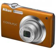 �������� ����������� Nikon COOLPIX S3000 Orange (VMA545E1)