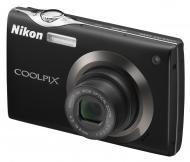 Цифровой фотоаппарат Nikon COOLPIX S4000 Black (VMA531E1)