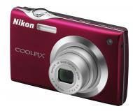 Цифровой фотоаппарат Nikon COOLPIX S4000 Red (VMA533E1)
