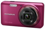 Цифровой фотоаппарат Olympus VH-520 Red (V108060RE000)