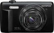 Цифровой фотоаппарат Olympus VR-370 Black (V105110BE000)