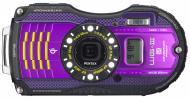 �������� ����������� Pentax Optio WG-3 GPS Kit Black\Violet (1267200)