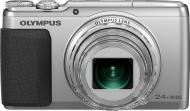 Цифровой фотоаппарат Olympus SH-50 Silver (V107050SE000)