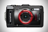 Цифровой фотоаппарат Olympus TG-2 Fisheye Kit Black (V104120BE020)