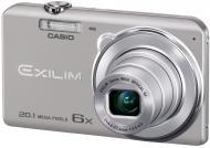 Цифровой фотоаппарат CASIO EX-Z790 Silver (EX-Z790SRECA)