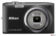 �������� ����������� Nikon Coolpix S2700 Black (VNA301KV01) + �����