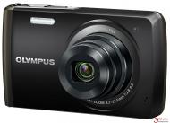 Цифровой фотоаппарат Olympus VH-410 Black + чехол + карта SDHC 8 Gb