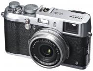 �������� ����������� Fujifilm FinePix X100S Black\Silver (16321107)