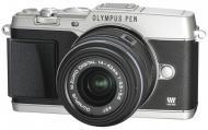 Цифровой фотоаппарат Olympus E-P5 14-42 mm Kit Black\Silver (V204051SE000)