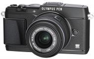 Цифровой фотоаппарат Olympus E-P5 14-42 mm Kit Black (V204051BE000)