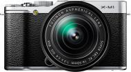 Цифровой фотоаппарат Fujifilm X-M1 + XC 16-50mm Kit Silver (16391360)