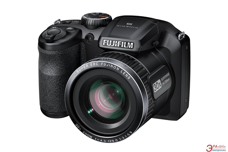 Цифровой фотоаппарат Fujifilm FinePix S4800 Black (16301432)