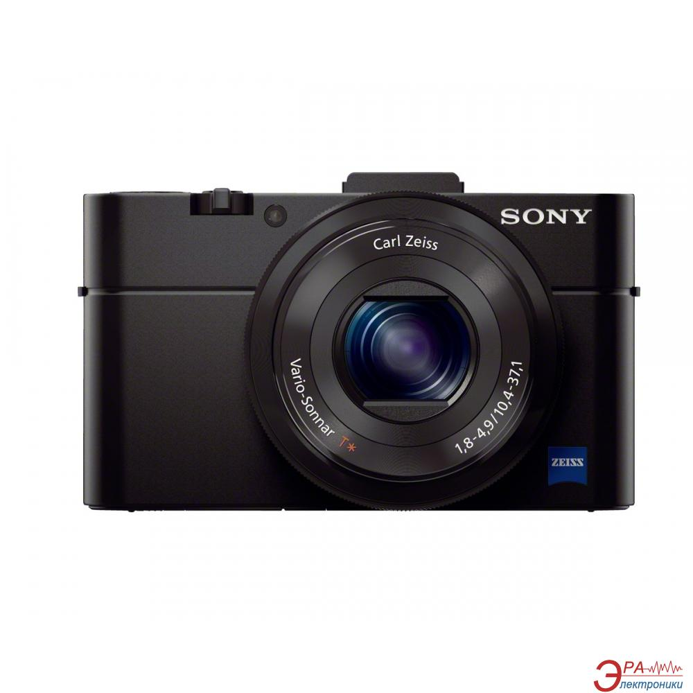 Цифровой фотоаппарат Sony Cyber-Shot RX100 MkII Black (DSCRX100M2.RU3)