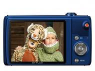 Цифровой фотоаппарат Olympus VR-370 Blue (V105110UE000)