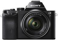 Цифровой фотоаппарат Sony Alpha 7 + объектив 28-70 KIT Black (ILCE7KB.RU2)