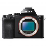 Цифровой фотоаппарат Sony Alpha 7R body Black (ILCE7RB.RU2)