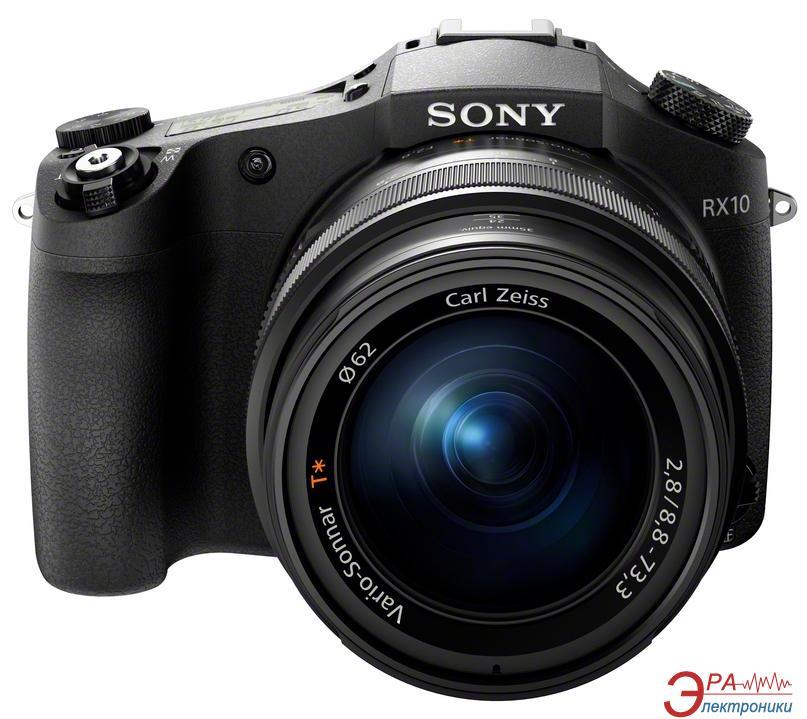Цифровой фотоаппарат Sony Cyber-Shot DSC-RX10 Black (DSCRX10.RU3)