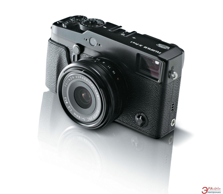 Цифровой фотоаппарат Fujifilm X-Pro1 18mm F2.0 Kit Black