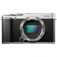 Цифровой фотоаппарат Fujifilm X-M1 body Silver (16390249)