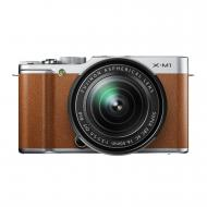 �������� ����������� Fujifilm X-M1 + XC 16-50mm Kit Brown (16403022)