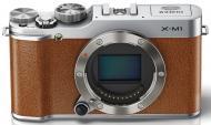 Цифровой фотоаппарат Fujifilm X-M1 body Brown (16401696)