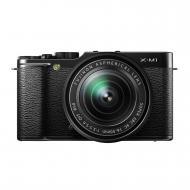 Цифровой фотоаппарат Fujifilm X-M1 + XC 16-50mm + XF 27mm Kit Black (16390524)