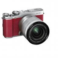 Цифровой фотоаппарат Fujifilm X-A1 Black + XC 16-50mm Kit Red (16399324)
