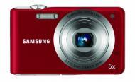 Цифровой фотоаппарат Samsung PL80 Red