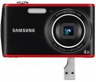 Цифровой фотоаппарат Samsung PL90 Red