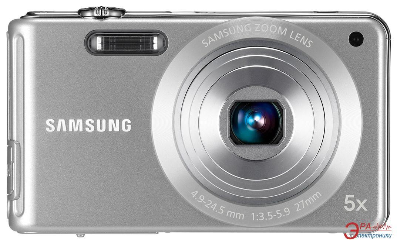 Цифровой фотоаппарат Samsung ST70 Silver
